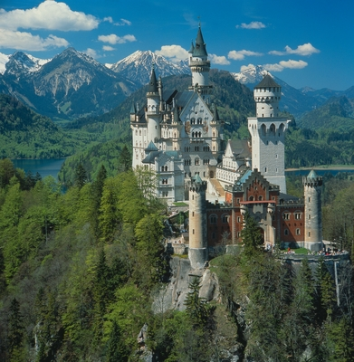 Neuschwanstein top 100
