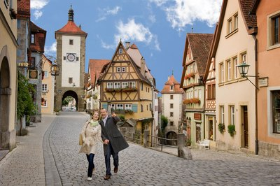 Rothenburg ob der Tauber top 100