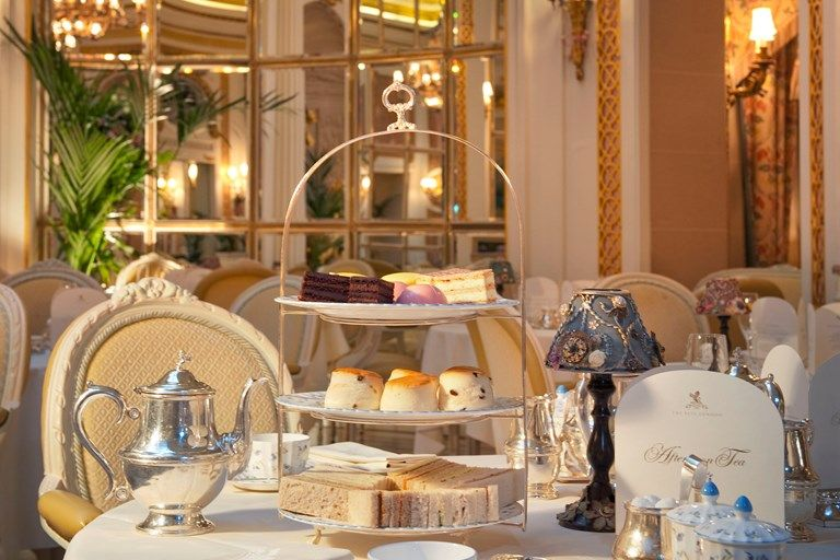the ritz affternoon tea london